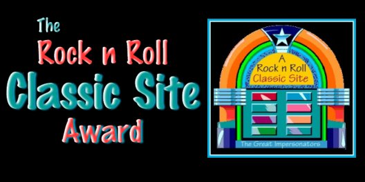 The Great Impersonators Classic Site Award